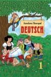 Німецька мова 1 клас Скоропад Я.М. class.od.ua скачать учебники бесплатно підручники